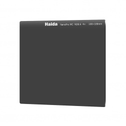 Haida NanoPro MC ND4 / ND 0.6 Full Filter Optical Glass (100x100)