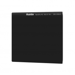 Haida NanoPro MC ND64 / ND 1.8 Full Filter Optical Glass (100x100)