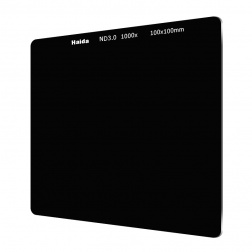 Haida ND1000 / ND 3.0 Full Filter Optical Glass (100x100)