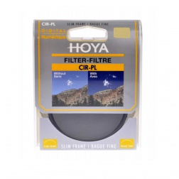 HOYA CIRCULAR PL SLIM 37mm
