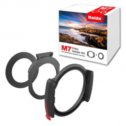 Haida M7 Filter Holder Kit with 58mm Adapter Ring