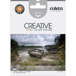 Cokin P Gradual Neutral Grey G2 Full (ND8) Filter (P121F)