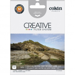 Cokin P Gradual Neutral Grey G2 Light (ND2) Filter (P121L)