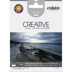 Cokin P Gradual Neutral Grey G2 Soft (ND8) Filter (P121S)