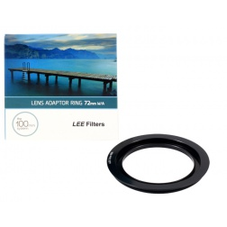 LEE Filters Lens Adaptor Ring 72mm W/A Wide Angle