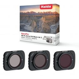 Haida NanoPro ND-PL Kit for DJI MAVIC AIR2 (ND8-PL+ND16-PL+ND32-PL)