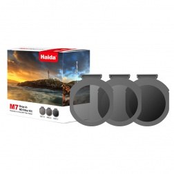 Haida M7 Drop-in Nano-coating Round ND Kit ( 3PCS)
